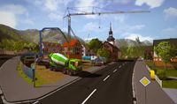 In Construction Simulator 2015, you take the controls of 15 realistic construction machines made by LIEBHERR, STILL and MAN with high-quality 3D graphics. #pc #pcgame #pcgames #pcgamer #pcgaming #videogames #games