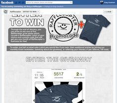 Rafflecopter Facebook Giveaway template Marketing Words, Inbound Marketing, Online Marketing, Small Business Network, Facebook Giveaway, Facebook Search, Virtual Assistant Services, Word Of Mouth, It Works