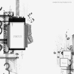 Inivtée Créative AlltomScrap Suède - Sketch Janvier
