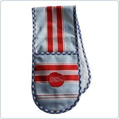 Camilla, stripe red, potholder http://www.cherryonthepie.com/product.php?artid=182=17 € 17,50