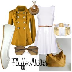 """""""FlufferNutter"""" by kestrelicious on Polyvore"""
