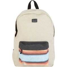 Billabong, Backpacks, Bags, Fashion, Handbags, Moda, Fashion Styles, Taschen, Fasion