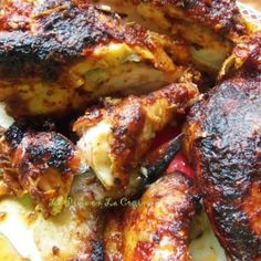 Oaxacan-Style Mole (Mo-Leh) Sauce - La Piña en la Cocina Dry Rub For Chicken, Canned Chicken, Grilled Chicken, Can Chicken Recipes, Mexican Food Recipes, Ethnic Recipes, Pozole, Mole Enchiladas Recipe, Grilling Recipes