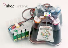 NEW RELEASE UPDATE: RIHAC™ Inklink™ for EPSON Expression XP-100, XP-200, XP-300, XP-400 and Workforce 2510, 2520, 2530 and 2540.  -Innovative Intelli-reset chip (no battery required unlike all other cartridges currently on the market)  -Pre-filled with 400ml Premium grade US UV nano-micron filtered ink (0.1~2 um) +lots more!  Expressions printers: http://www.rihac.com.au/expression-series-c-26_27_250.html Workforce printers: http://www.rihac.com.au/workforce-series-c-26_27_96.html #ink…