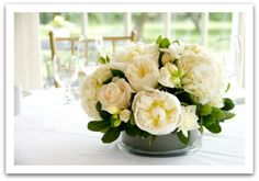 flowers for a wedding at langdon hall   http://livingfresh.ca/blog/2012/06/08/flowers-for-a-wedding-at-langdon-hall/