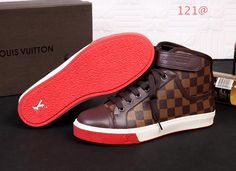christian laboutain shoes - 1_1 replica Louis Vuitton high shoes for men cheap LV Casual shoes ...