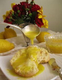 Lemon Curd | Community Post: 10 Dishes From The Game Of Thrones Food Blog