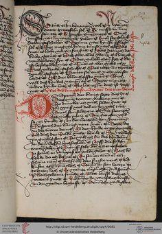 Cod. Pal. germ. 4 Rudolf von Ems: Willehalm von Orlens ; Dietrich von der Glesse: Der Gürtel (Borte) ; Peter Suchenwirt: Liebe und Schönheit u.a. — Schwaben/Grafschaft Oettingen (?), 1455-1479 32r