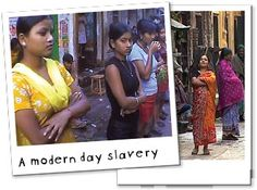 Freeset is a fair trade business offering employment to women trapped in Kolkata's sex trade. They make quality jute bags & organic cotton t-shirts, but their business is freedom! They counter sex slavery. Millions of women & children are trafficked into brothels,placed on the street, forced to sell their bodies for the profit of the powerful. Sex traffickers prey on the vulnerable victims of poverty, young women and children searching for a better life only to sell them as sex slaves.