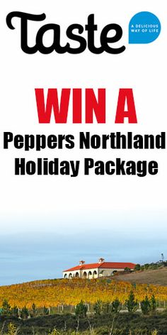 Win a Peppers Northland Holiday Package #vacation #holiday #trip #peppers #northland