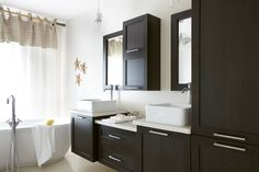 1000 images about salle de bain on pinterest armoires shower bathroom and sons. Black Bedroom Furniture Sets. Home Design Ideas