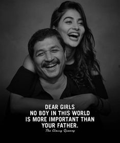 yeah , he give me the ability to take my own decisions. Father Daughter Love Quotes, Love Parents Quotes, Mom And Dad Quotes, Father Quotes, Real Life Quotes, Reality Quotes, Papa Quotes, Nephew Quotes, Cousin Quotes