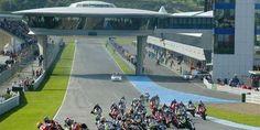 El Gran Premio de España de #MotoGP se celebra los días 1, 2 y 3 de mayo en Jerez de la Frontera
