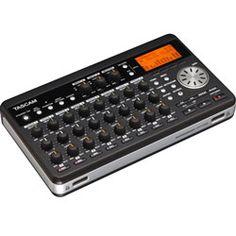 Tascam DP-008 8 Track Digital Multitrack Recorder