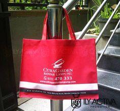 Tas Souvenir -- Pesanan Citra Garden, Bandar Lampung