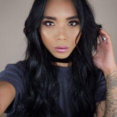 Metallic Lipstick, Liquid Lipstick, Latin Women, Lipsticks, Monaco, Make Up, Collections, Smooth, Instagram Posts