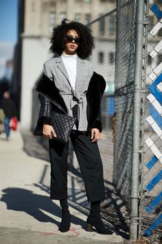 CHECK OUT MY BOARD CALLED BG STREET STYLE;GERMAINE/ NYFW FW18
