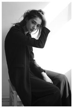 joanakrawczykphoto:  test shooting photo: joana krawczykmake-up artist and hair stylist: guy hecht stylist: joana krawczykmodel: dilan from VIVA Models