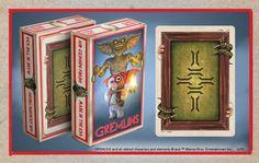 GREMLINS Playing Cards by Albino Dragon — Kickstarter