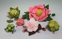 chirimen,kimono fabric Japanese Kimono, Japanese Style, Sakura Cherry Blossom, Kimono Fabric, Applique Quilts, Fabric Flowers, Museum, Culture, Fabric Sewing