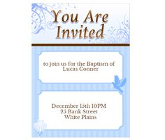 38 best invitation printables images on pinterest invitation cards download this baby boy invitation card and other free printables from myscrapnook stopboris Choice Image