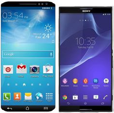 Samsung-galaxy-S6-vs.-Sony-xperia-Z4 Samsung Galaxy S6 vs. Sony Xperia Z4