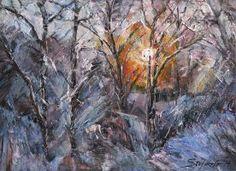 Winter Light by raysheaf