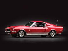 1968 Shelby Mustang GT350 H | Sam Pack Collection 2014