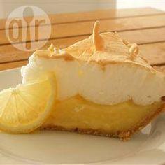deze ook zeker uitproberen: Oma's citroentaart met meringue