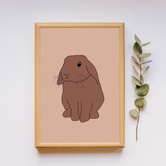 This is gorgeous bunny would look perfect in a frame, hung up on a bedroom or playroom wall or even as a printable on a last-minute card. When purchased you will receive a square and an sized jpeg file. My Goals, Free Photos, Playroom, A4, Cute Animals, Bunny, Printables, Watercolor, Colour