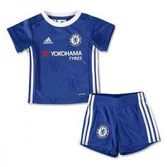 #Chelsea Trøje Børn 16-17 Hjemmebanesæt Kort ærmer.199,62KR.shirtshopservice@gmail.com