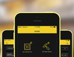 Ознакомьтесь с этим проектом @Behance: «Excalibur iPhone App» https://www.behance.net/gallery/14380495/Excalibur-iPhone-App