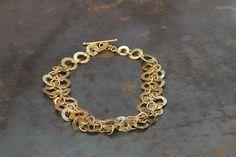 #recycled brass necklace #jewellery #Kenya #Africa