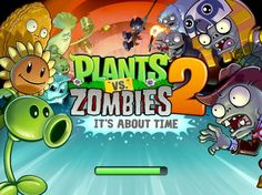 Review: Plants vs. Zombies 2 Games.... It's about time!