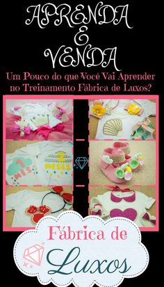 #Artesanato Ganhe Dinheiro , Fazendo acessórios para bebês . Material barato com alto lucro nas vendas #acessórios #bebês #ideias #fashion #manualidades #diy #moda #infantil