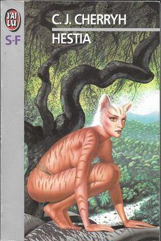 Publication: Hestia Authors: Carolyn J. Cherryh Year: 1993-09-20 ISBN: 2-277-21183-4 [978-2-277-21183-9] Publisher: J'ai Lu Pub. Series: J'ai Lu - Science Fiction Pub. Series #: 1183 Cover: Hubert De Lartigue