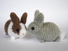Mesmerizing Crochet an Amigurumi Rabbit Ideas. Lovely Crochet an Amigurumi Rabbit Ideas. Easter Crochet, Cute Crochet, Knit Crochet, Crochet Gifts, Crochet Dolls, Amigurumi Patterns, Crochet Patterns, Cute Baby Bunnies, Crochet Rabbit