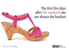 Can a shoe sale be a cure for hump day?  We think so.  Click to shop.  #quotes #shoes #sale