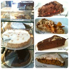 best vegan cakes in #munich at #tushita