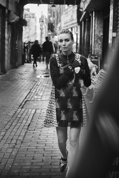 Interview Magazine - Rooney Mara, London 2015. Photo Peter Lindbergh.