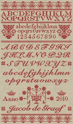 Letters from the North, No. 2 - PDF pattern. via Etsy.. I dont know what this is, but i like cross-stitch and the look of it is cool
