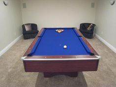 Start with our complete recovering kit which includes all the items you need to refelt a pool table. We specialize in pool table supplies and maintenance. Diy Pool Table, Pool Tables For Sale, Pool Table Supplies, Billard Table, Bumper Pool, Pool Deck Plans, Home Goods Decor, Home Decor, Do It Yourself Kit