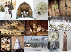 Ideas for winter wedding