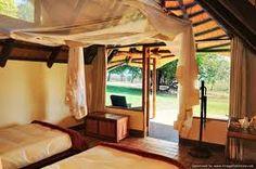 Relax at Imbabala Zambezi Safari Lodge. Victoria Falls, Zimbabwe