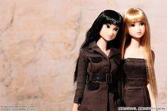 Momoko Doll Safari of Dry Wind reg. and Cold ver.