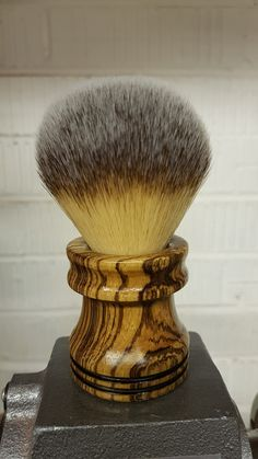 Zebrano with 26mm knot