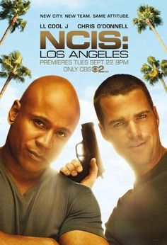 NCIS LA, just wish I could be someone else sometimes.
