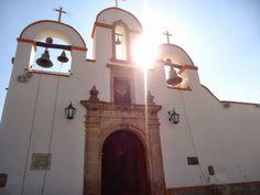 sancarlosfortin: fachada de templo parroquia de santa ana tepetitla...