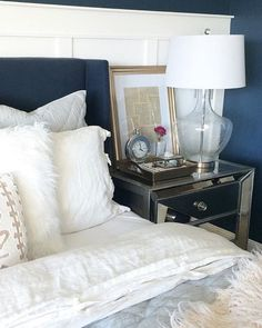 Mirrormonday Our Omni Mirrored 3 Drawer Chest Is A Bedside S Best Friend In