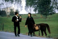 Amish family by Catacami, via Flickr
